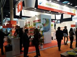 Participation tunisienne au salon alimentaria 2018