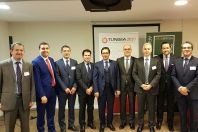 A meeting on investment opportunities in Tunisia held in London on 12th October, 2016